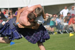 Inverness Highland Games - Click To Enlarge