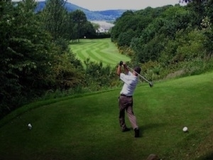 Golf with a view in Inverness