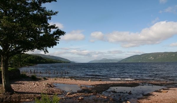 View from Dores