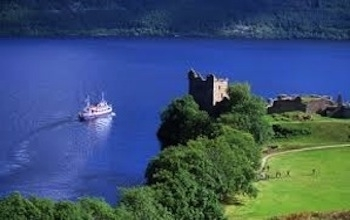 A Jacobite cruise on Loch Ness